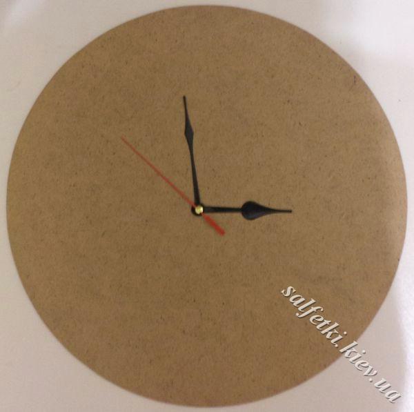 Стрелки для часов из картона своими руками