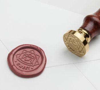 печать для кондитера, штамп для шоколадa, печати шоколатье