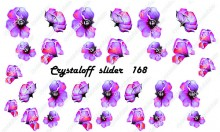 Слайдер-дизайн CRYSTALOFF SLIDER 168